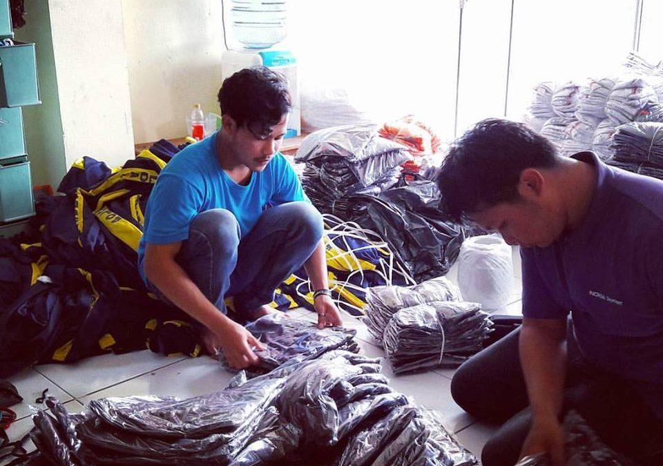 Konveksi Kaos Raglan dengan Hasil Berkualitas di Bandung