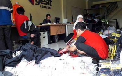 Konveksi Vendor Kaos di Bandung